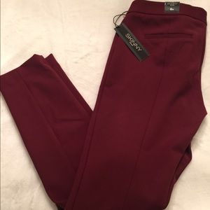 NWT Express Skinny Mid Rise Pant - Size 6R